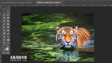 برای کاهش حجم عکس و ذخیره تصویر نهایی اماده است